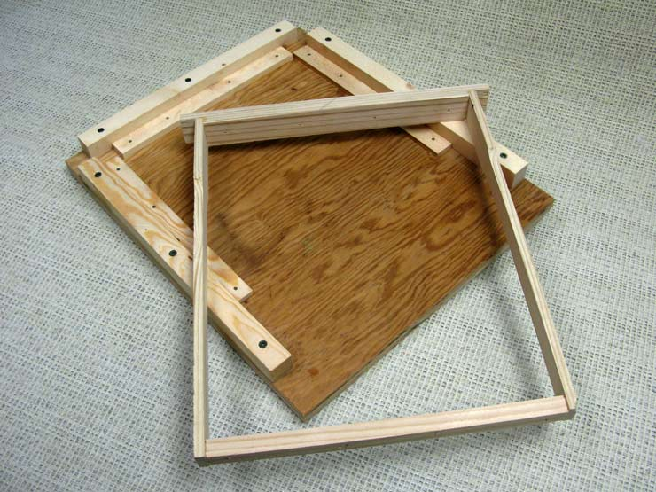 Layens Frame Jig Free Plans Natural Beekeeping