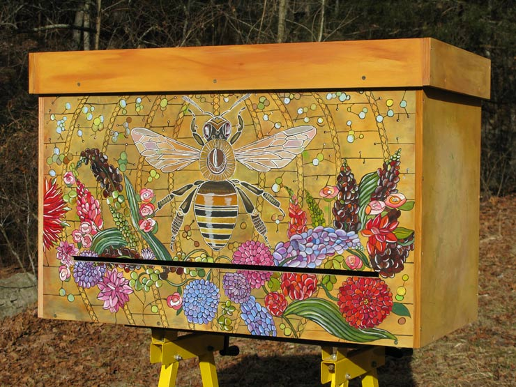 Natural Beekeeping Horizontal Hives Hive Plans