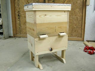 Natural Beekeeping Horizontal Hives Do It Yourself Plans