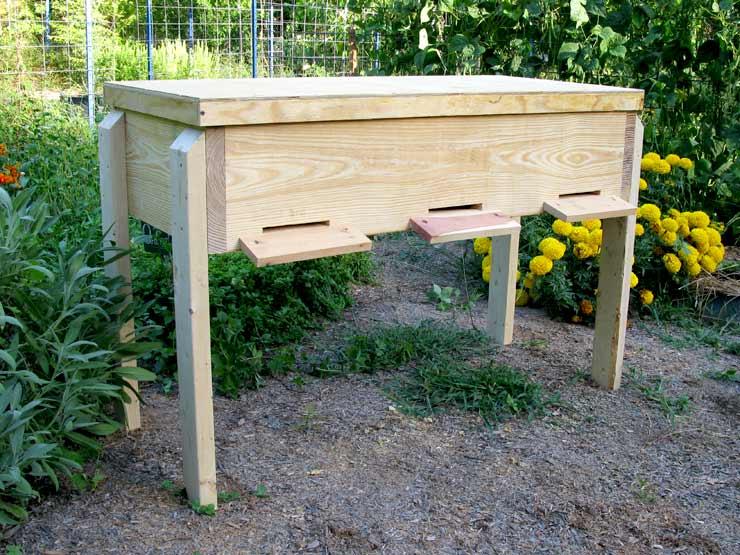 Honey Bee Hive Design